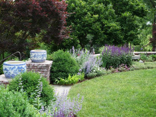 Native landscape design and restoration for Estate landscape design